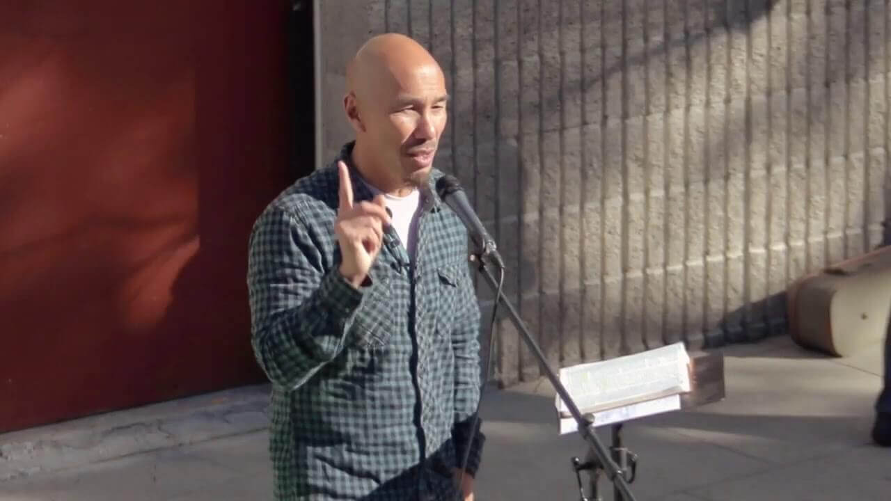 Francis Chan turns towards a more historical and ancient view of Communion