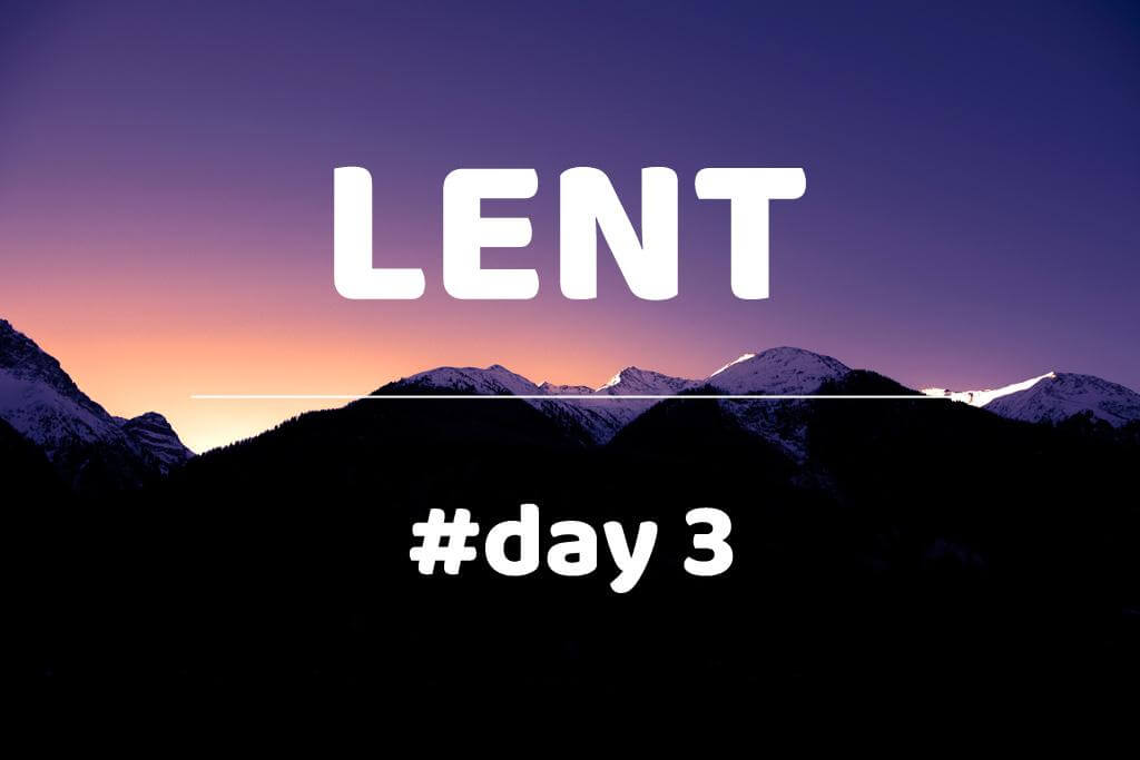 Header Image for: Lent: Day 3 - Mathetes to Diognetus, pt. 2