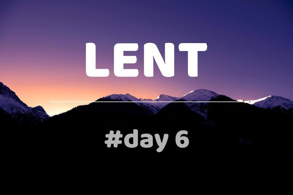 Lent: Day 6 - Ignatius to the Magnesians