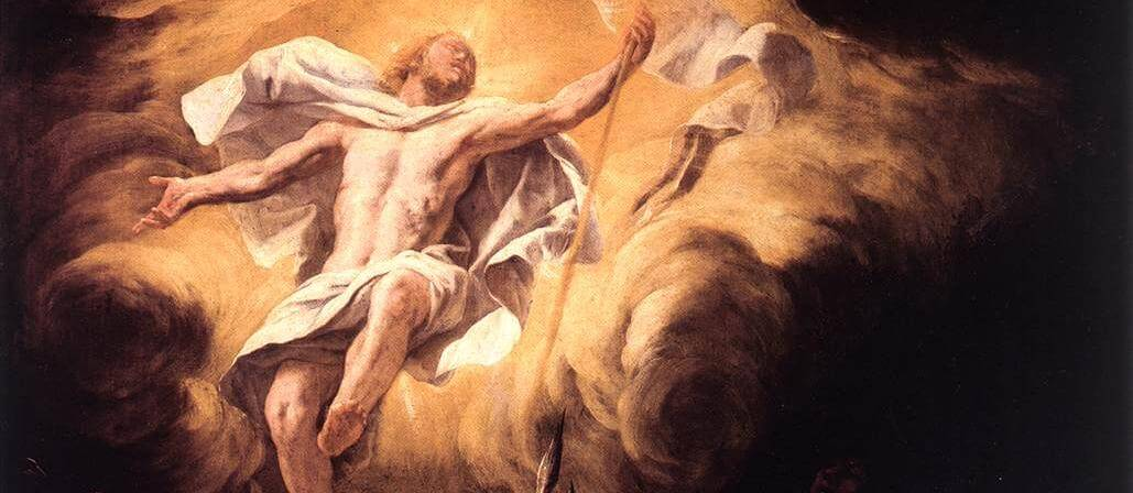 The Resurrection as a historical event