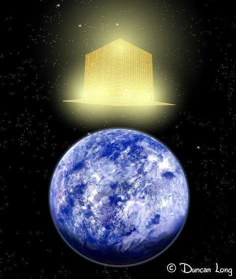 Who is the New Jerusalem?