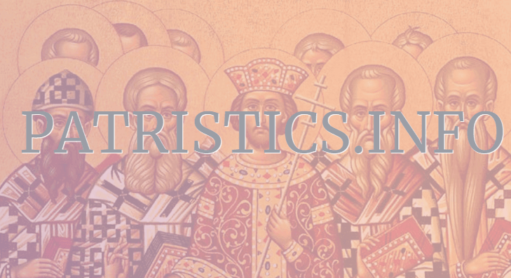 Image for: Patristics.info has launched!
